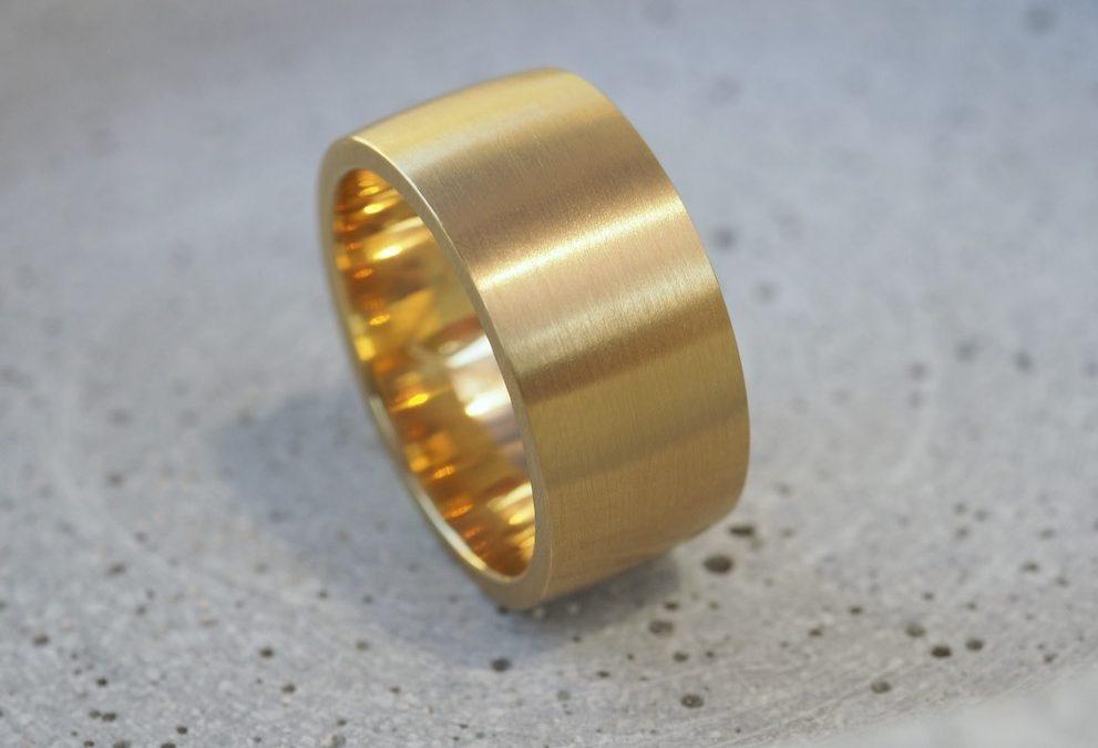 Ring 750er Gold